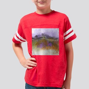 Lavender Sky Youth Football Shirt