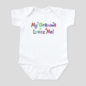 My Gramma Loves Me (des. #1) Infant Bodysuit
