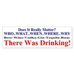 Beer Lover Gear Bumper Sticker