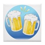 Beer Lover Gear Tile Coaster