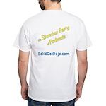 Solid Cat Deluxe T-Shirt