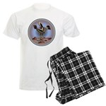 Mimbres Cream Quail Men's Light Pajamas