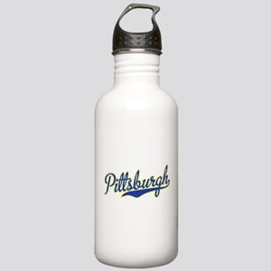 Pittsburgh Stainless Water Bottle 1.0L