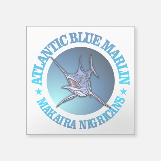 Blue Marlin Sticker
