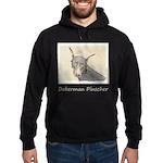 Doberman Pinscher Hoodie (dark)