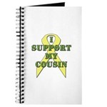 I Support My Cousin Journal