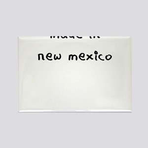 made in new mexico Rectangle Magnet