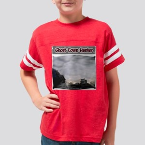 GHN-ghsttwnhntrJrHf-1 Youth Football Shirt
