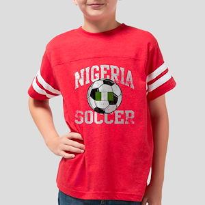 nigeria soccerballGRN Youth Football Shirt