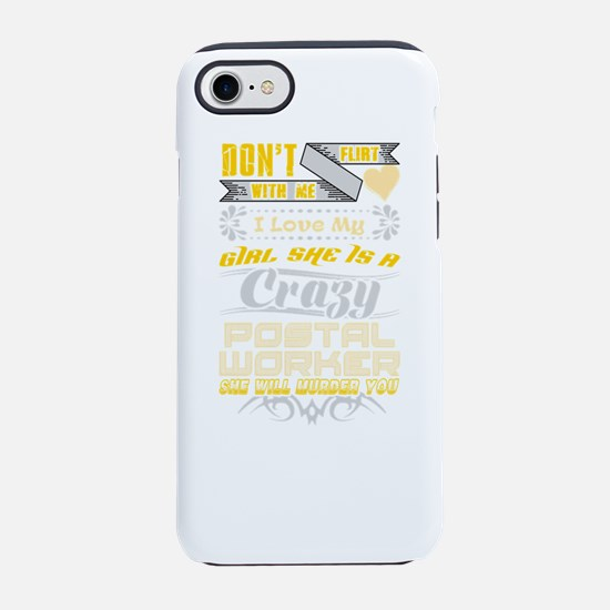 Postal Worker Mom iPhone 7 Tough Case