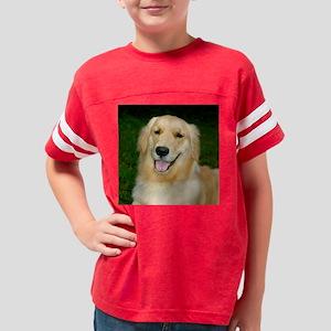 GoldenCalendar1 Youth Football Shirt