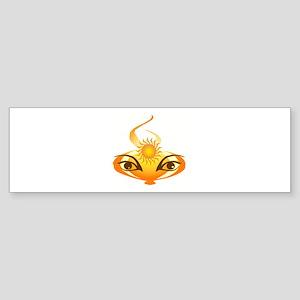 Solarian Dreamer Bumper Sticker