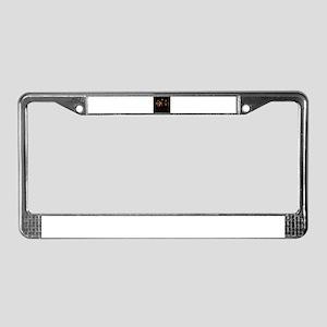 Louisville License Plate Frame