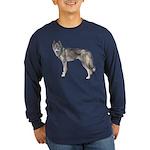 MCK Karhu Long Sleeve Dark T-Shirt