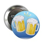 "Beer Lover Gear 2.25"" Button (10 pack)"