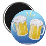 "Beer Lover Gear 2.25"" Magnet (10 pack)"