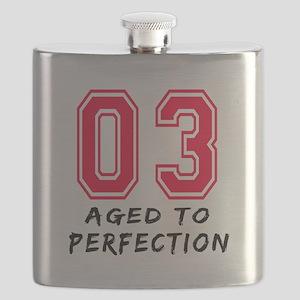 3 year birthday designs Flask