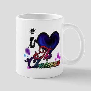 I love The Chairman Mug