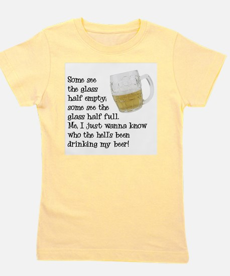 FIN-glass-half-full.png Girl's Tee