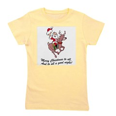 FIN-merry-christmas-to-all.png Girl's Tee