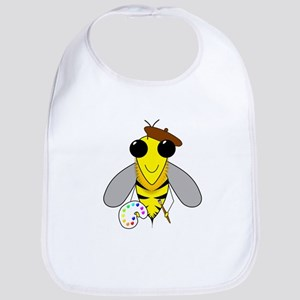 Painter Bee Bib