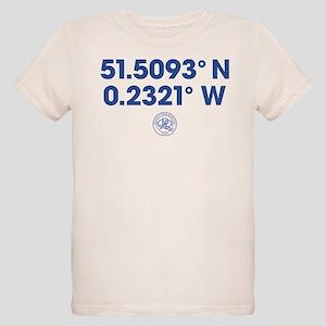 Queens Park Rangers Coordinat Organic Kids T-Shirt
