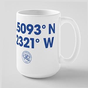 Queens Park Rangers Coord 15 oz Ceramic Large Mug