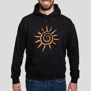 Spiral Sun Hoodie