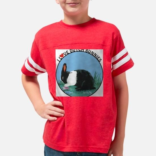 mozartilovedutchbuns10x Youth Football Shirt
