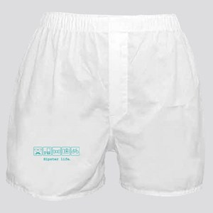Hipster life Boxer Shorts