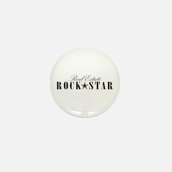 RE Rock Star Mini Button