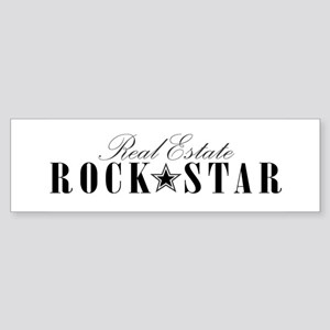 RE Rock Star Bumper Sticker