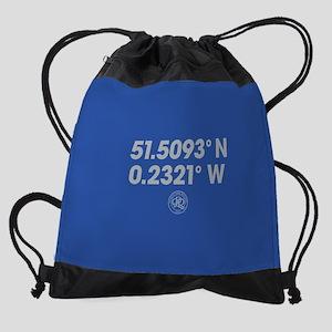 Queens Park Rangers Coordinates Drawstring Bag