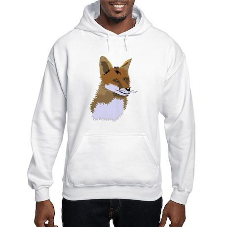 Fox Jumper Hoody