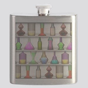 The Mad Scientist Flask