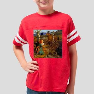 largedamsel Youth Football Shirt