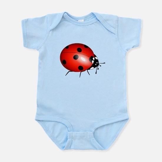 Ladybug Body Suit