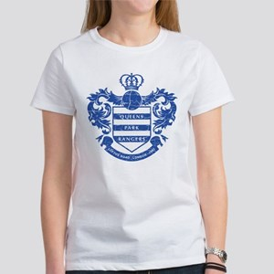 Queens Park Rangers Women's Classic White T-Shirt