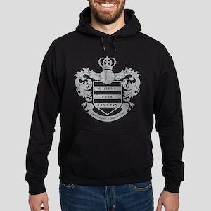 Queens Park Rangers Crest Hoodie (dark)