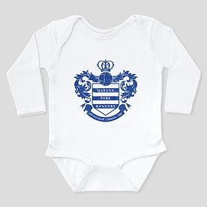 Queens Park Rangers Cr Long Sleeve Infant Bodysuit