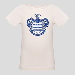 Queens Park Rangers Crest Organic Baby T-Shirt