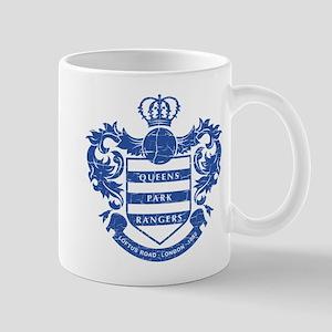 Queens Park Rangers Crest 11 oz Ceramic Mug