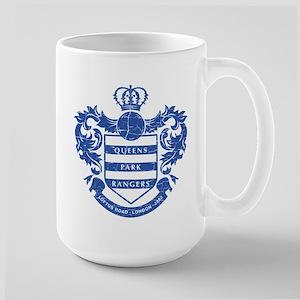 Queens Park Rangers Crest 15 oz Ceramic Large Mug