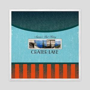 Crater Lake Americasbesthistory.com Queen Duvet