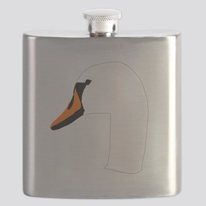 Swan Head Flask