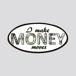 Money Moves Patch