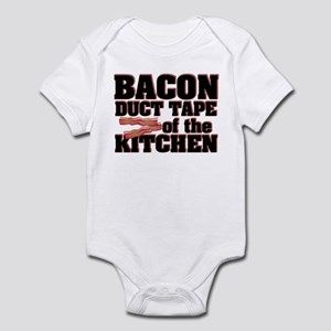 Bacon - Duct Tape Infant Bodysuit