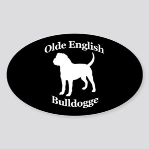 Black OEB Magnet Sticker