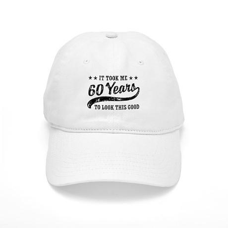 Funny 60th Birthday Cap