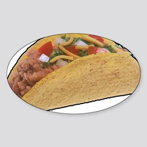 Taco - Food - Mexican Sticker